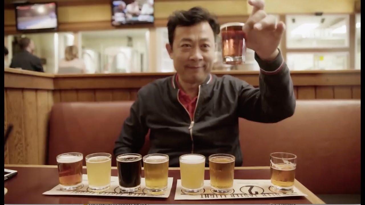 VAN SON 😊 Documentary San Diego Part 3 | Uống 8 Loại Bia Cùng Miếng Thịt Nướng Độc Đáo