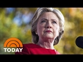 Hillary Clinton Returning To The Spotlight With New Book And Speeches | TODAY