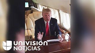 Mensaje de Donald Trump a los hispanos