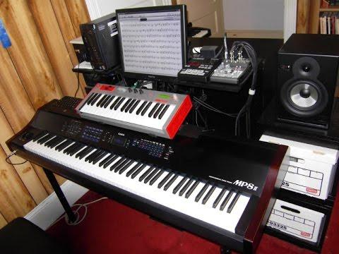 Tập đánh đàn Piano trên máy tính