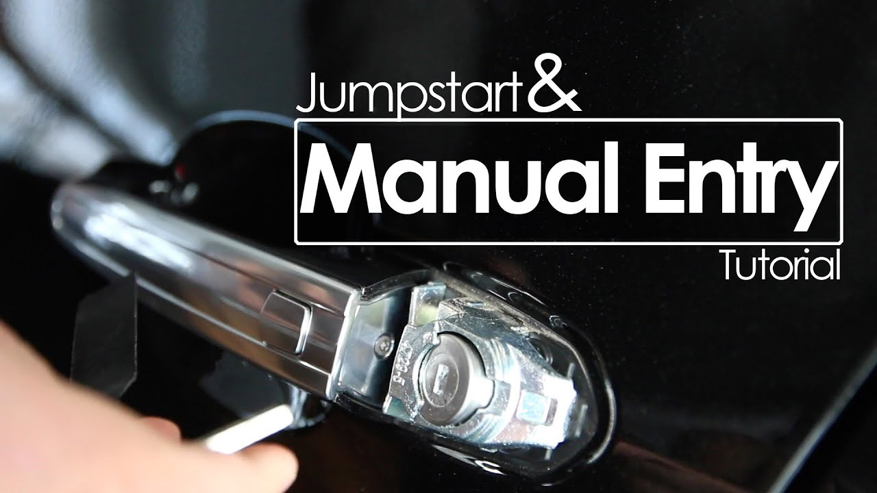 Ats Cts Xts Jumpstart And Manual Entry Tutorial Youtube