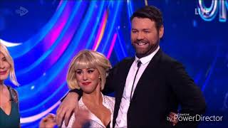 Brian McFadden and Alex Murphy skating in Dancing on Ice (17/2/19)