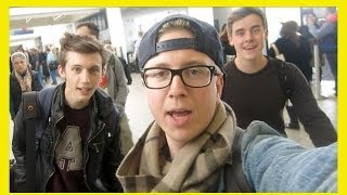 Getting Sloppy in San Francisco (ft. Troye & Connor) | Tyler Oakley