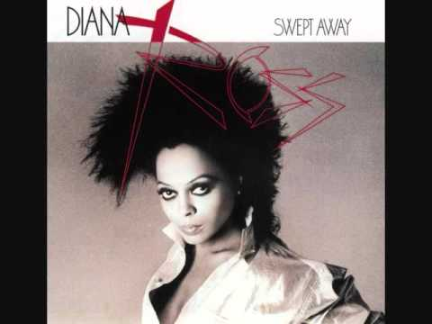 Swept Away (club mix) - Diana Ross 1984