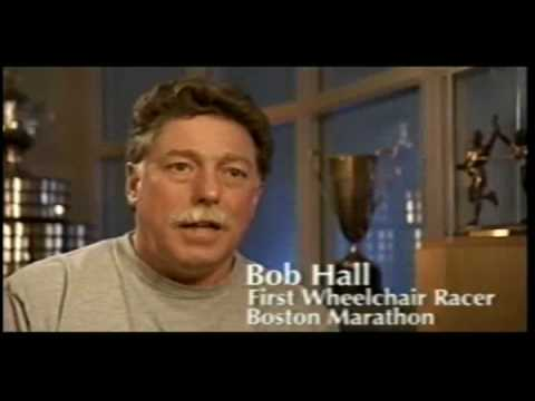 Bob Hall and the Boston Marathon