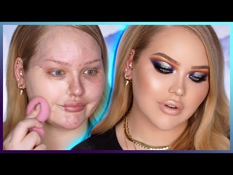 THE ULTIMATE NYE GLAM TRANSFORMATION!