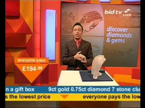 Andy Hodgson discovers diamonds & gems on Bid TV