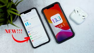 iOS 13.3 Beta 1! New Features & Changes!