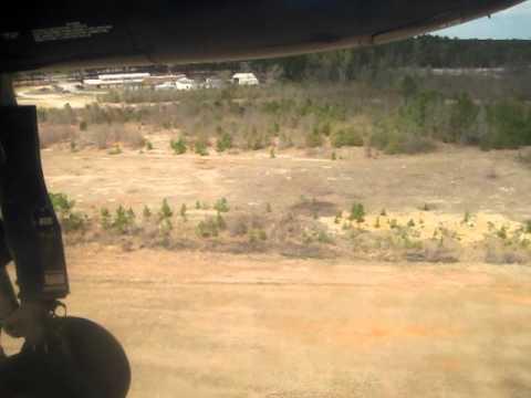 Usair Dash 8 Landing Florence Sc From Charlotte Nc Youtube