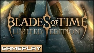 Blades of Time Limited Edition Gameplay PC HD
