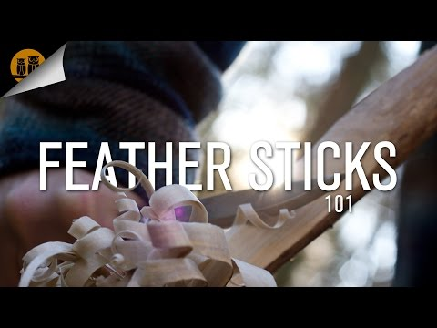 Feather Sticks 101 | How to Make Feather Sticks
