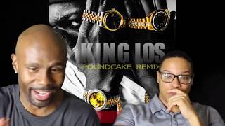 King Los- Poundcake Freestyle (REACTION!!!)