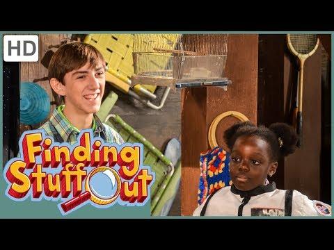 "Finding Stuff Out- ""Astronauts"" Season 3, Episode 12 (FULL EPISODE)"