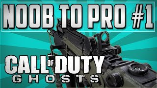 "Video CoD Ghosts: NOOB TO PRO #1 ""Trying to play like a pro"" (Call of Duty Ghosts Gameplay) download MP3, 3GP, MP4, WEBM, AVI, FLV November 2017"