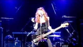 "Melissa Auf der Maur - ""I Need, I Want, I Will"" - SXSW 2010 - Austin, TX - 3/17/10"