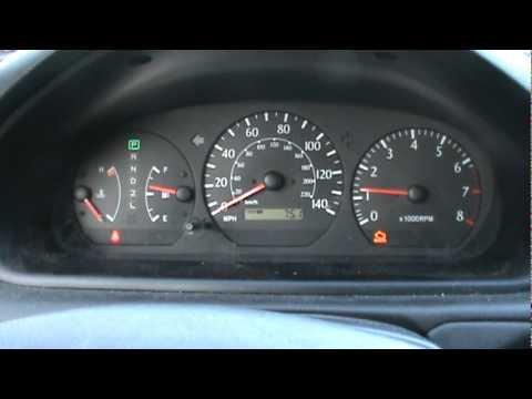 2000 Toyota Solara Camry Cold Start W Broken Exhaust