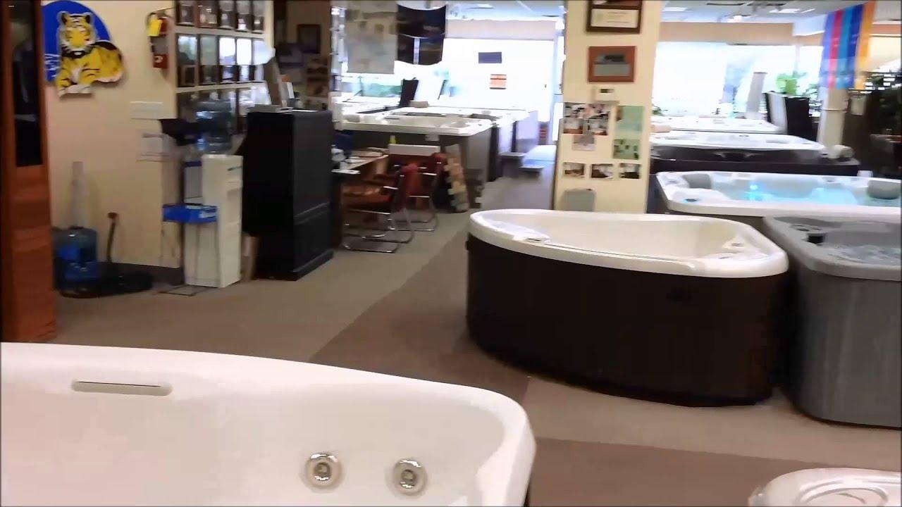 Hot Tub Showroom in Hawthorne NJ Hot Spring Spas and Caldera Spas ...