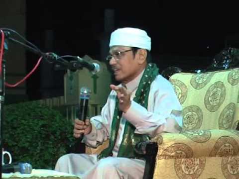 Ceramah Maulid Nabi Syaikh Muda Ahmad Arifin 1