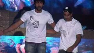 Prateik Babbar & Rana Daggubati At Dum Maro Dum Concert