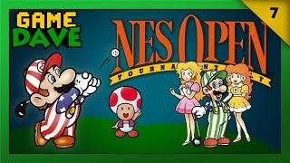 NES Open Tournament Golf | Game Dave