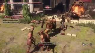Ryse Son of Rome Glott Gameplay 1 1080p 60fps
