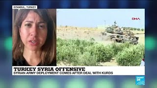 """Turkey Syria offensive: """"The US has shown a complete lack of ability to act as a moderator"""""""