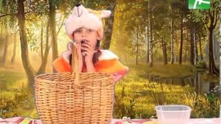 Сказка 'Лиса и Дрозд' в программе 'Споки ноки'