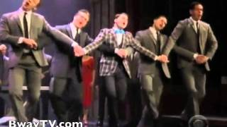 Brotherhood of Man - How to Succeed (Daniel Radcliffe) - Letterman May 20, 2011