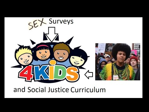 Liberal Schools Give Sex Surveys To Kids While Pushing Identity Politics