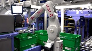 アスクル物流 ロボット×AI