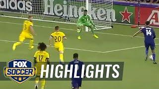Orlando City SC vs. Columbus Crew SC | 2017 MLS Highlights