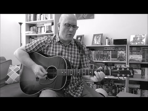 Mailman Bring Me No More Blues - Buddy Holly Cover - Jez Quayle
