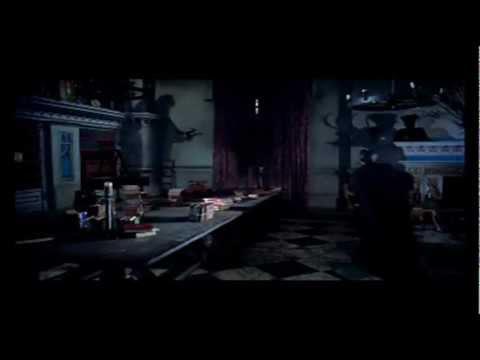 NEW! Dracula (1958): Van Helsing vs. Dracula, (with COMPLETE sunlight disintegration)