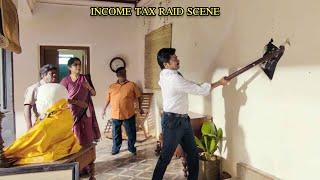 Surya & Ramya Krishnan Income Tax Raids Scene | Telugu Movies | Tollywood Mutliplex