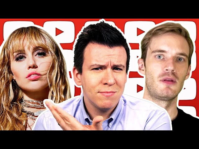 WOW! Hero Stops Tragedy Caught On Video, PewDiePie Banned, Miley Cyrus Backlash, & Chile Protests