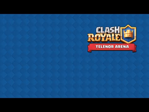 Clash Royale: Telenor Arena turnir Live