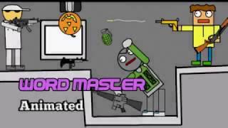 WordMaster Gaming Animated