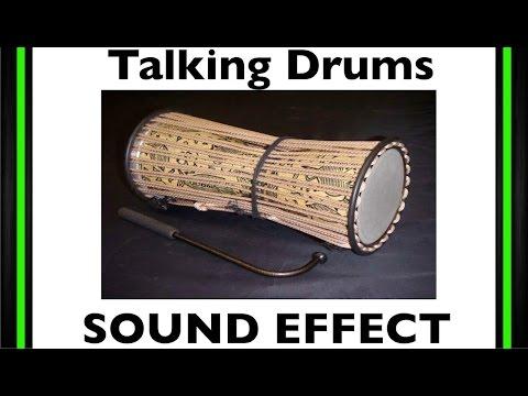 Talking Drum Samples   Sound Effect   Loops   HD