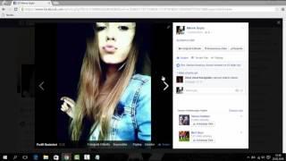 Facebook kırpmadan profil resmi yapma