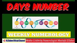Best Numerology in Islamic Names Number/ World Famous Pakistani Numerologist Mustafa Ellahee .P15