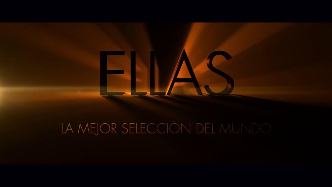"""Teaser del documental """"Ellas  La Mejor Seleccion del mundo"""""""