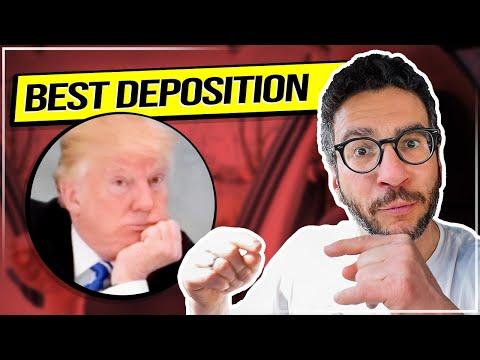 Donald Trump's Deposition EXPLAINED - Viva Frei Vlawg