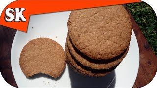 How To Make Digestive Biscuits - Similar To Graham Crackers