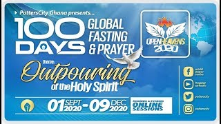 Sacrificial Love Online Summit 2020 || Afternoon Session || Day 1 || Potter's City || 01- 07 -2020.
