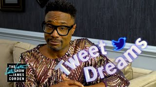 Tweet Dreams w/ Billy Porter