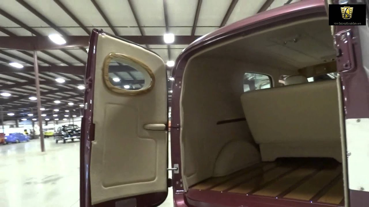 1940 Chevrolet Suburban Carryall Stock 694 Located In Our