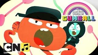 El increíble mundo de Gumball ♫ disfrutar ♫ Cartoon Network