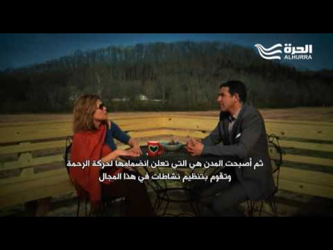 Compassion Movement in Nashville featured on Arabic TV