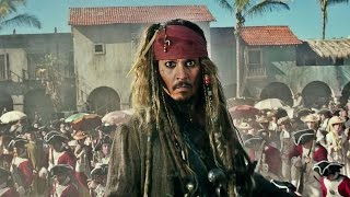 'Pirates of the Caribbean: Dead Men Tell No Tales' Official Trailer (2017) Thumb