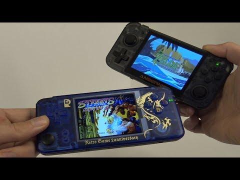 Retro Game 350 Vs Retro Game Q9 Wicked Battle Time